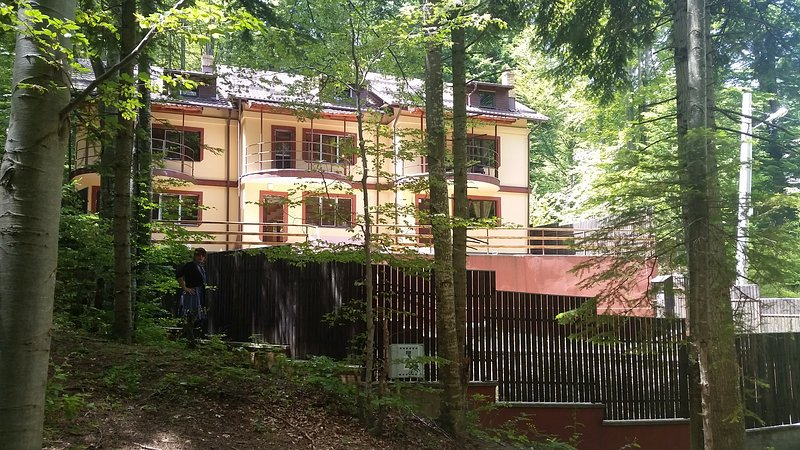 Villa Lux NlMFES, holiday rental in Pietrosita