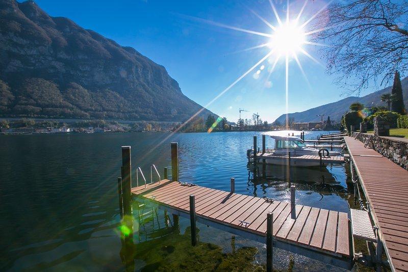acesso directo lago