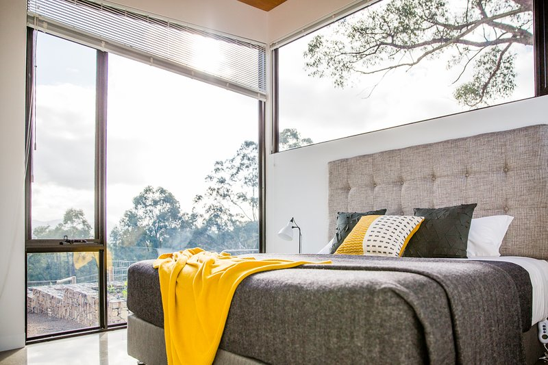 2nd bedroom with amazing views