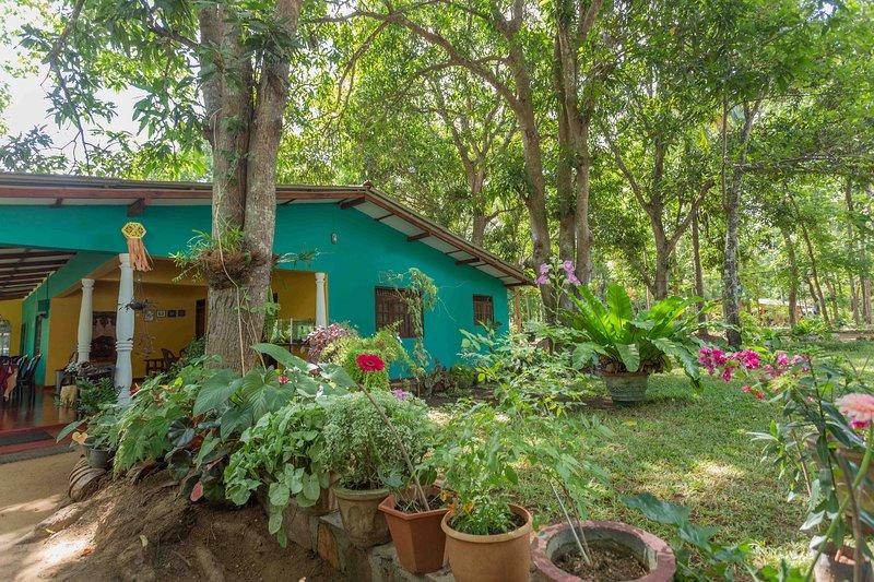 Bhagya's Home – semesterbostad i Polonnaruwa