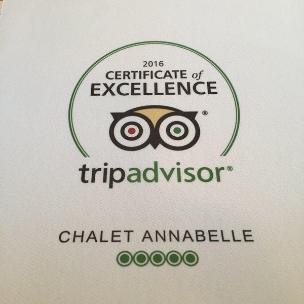 No. 1 On Trip Advisor