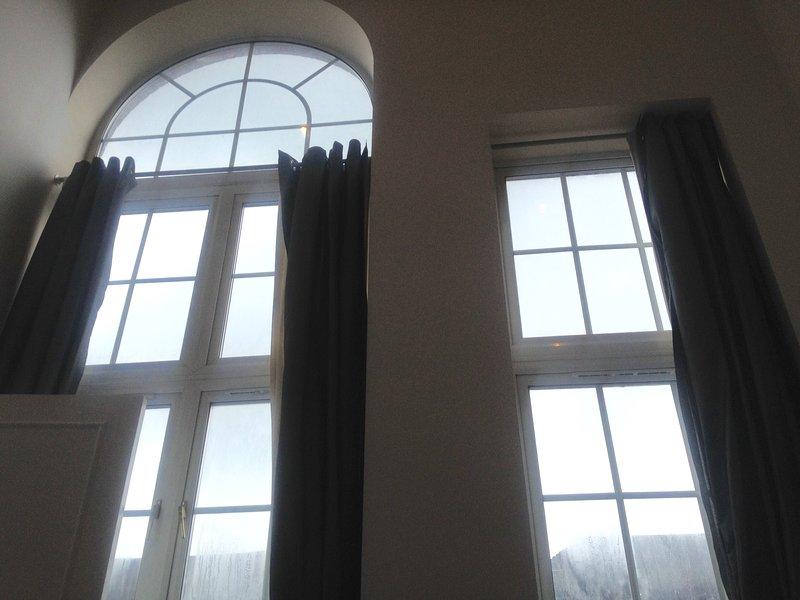 ventanas de la planta baja