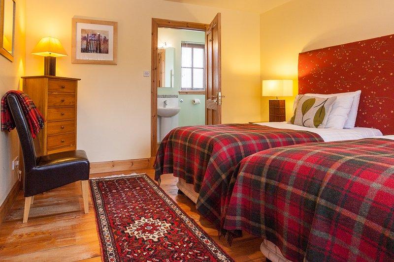 Twin Bedroom En-Suite