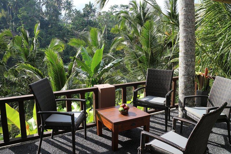 The Desa Villa Ubud, Private Pool Villa 2BR, holiday rental in Tegalalang