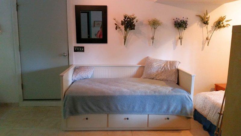 La cama / cama de día