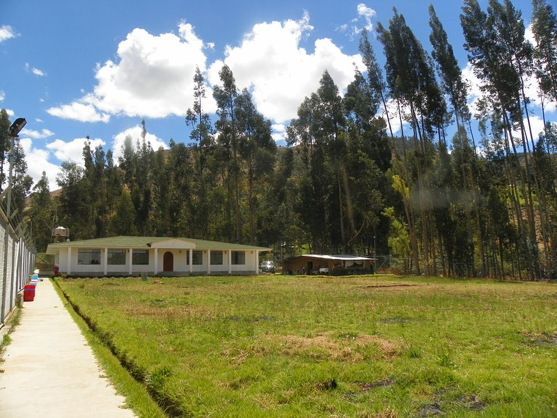 Casa campo 'María Eugenia', holiday rental in Cajamarca Region