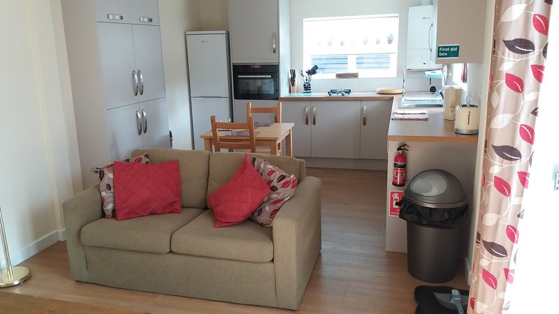 The Tack Rooms, holiday rental in South Gorley