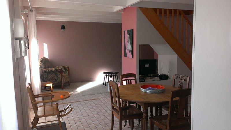 LE NICHOIR des Gîtes du Mont de Couple, vacation rental in Bleriot-Plage