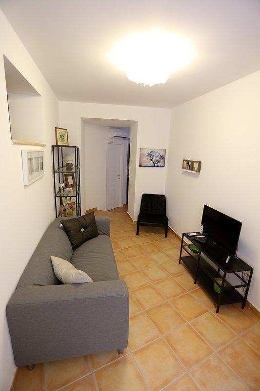 Dimora Grazia - Appartamento del 'Teatro', casa vacanza a Vibo Valentia