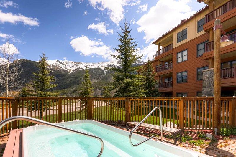 Baranda, Hotel, Resort, Construcción, piscina