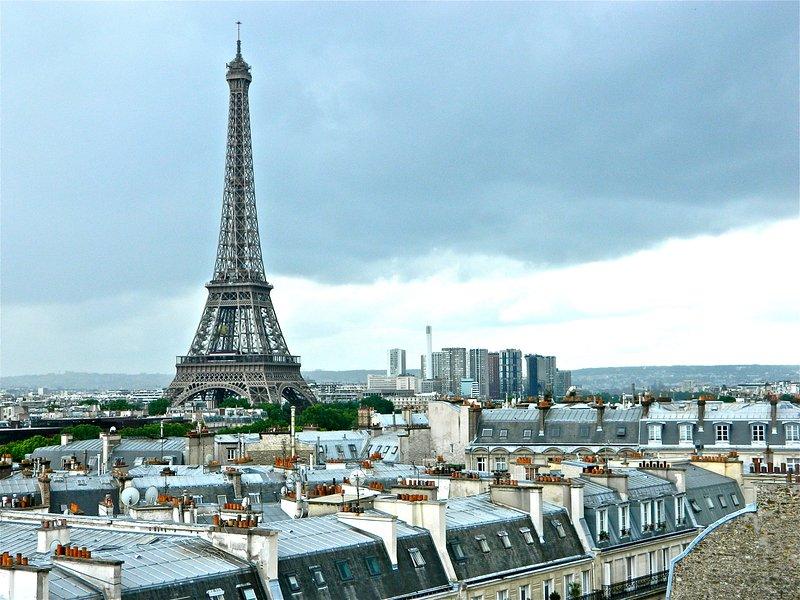 TOUR EIFFEL - CHAMPS-ÉLYSÉES 75 M2, vacation rental in Paris