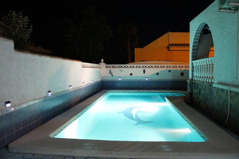 Ons privé-zwembad
