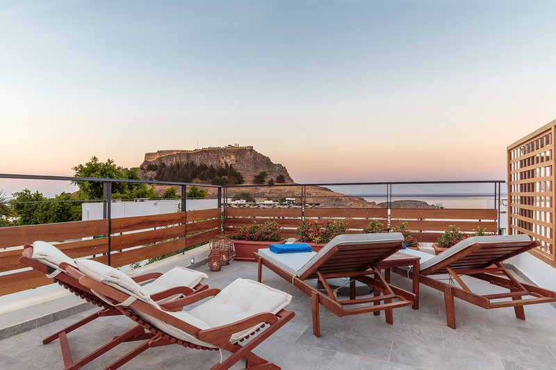 Lindos Aqua Luxury Villa, vacation rental in Lindos