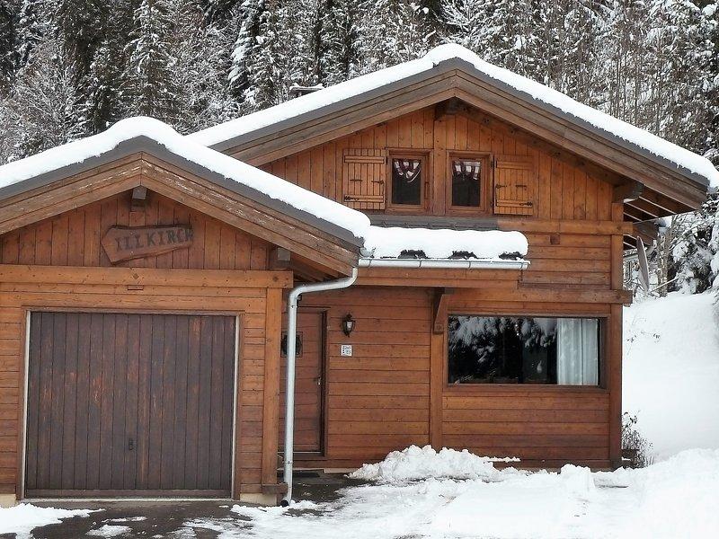 Alpine Chalet