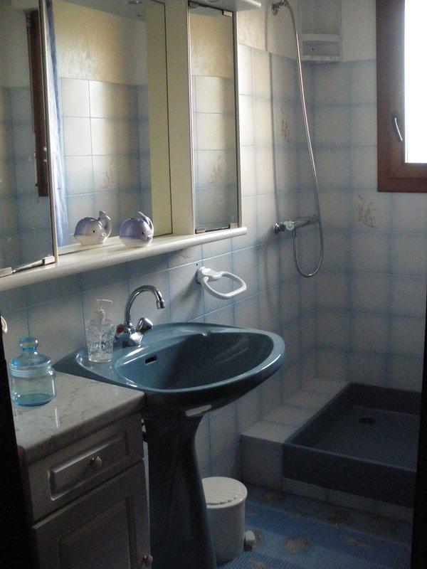 Badezimmer. Erdgeschoss.