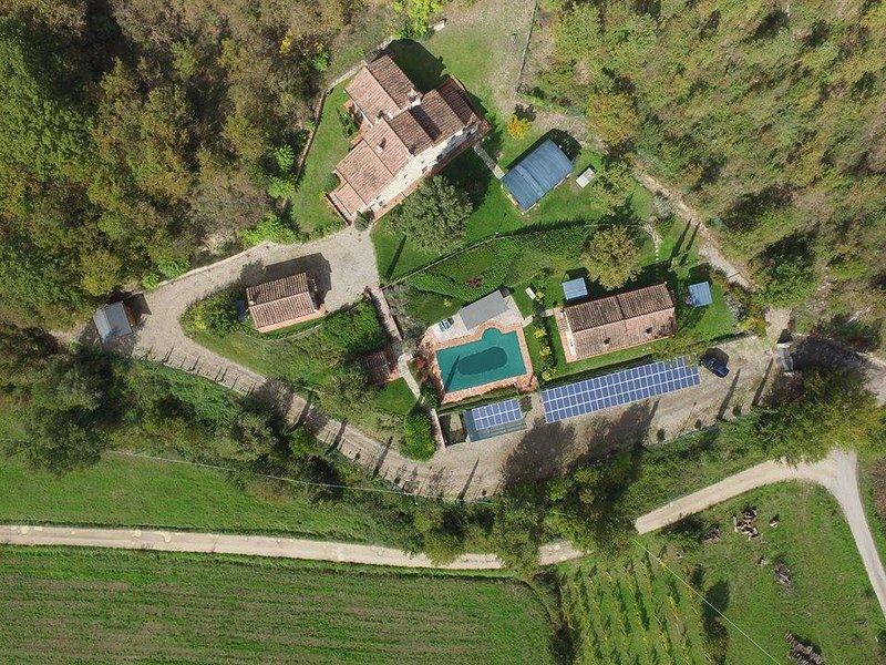 Podere Sant'Egidio, vacation rental in Talla