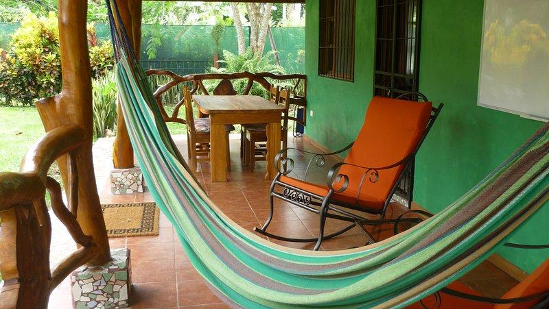 Carisur Spanish & Travel, holiday rental in Hone Creek