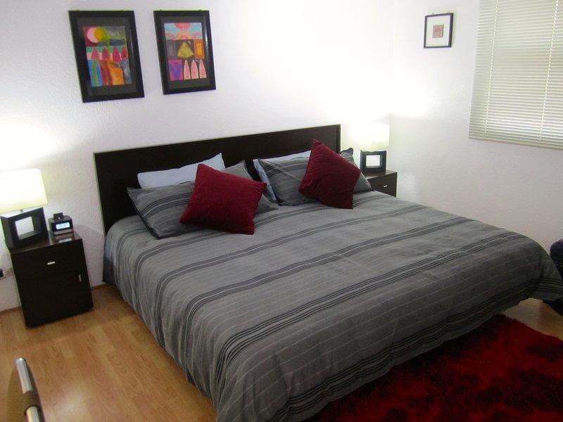 location appart Mexico City Studio confortable