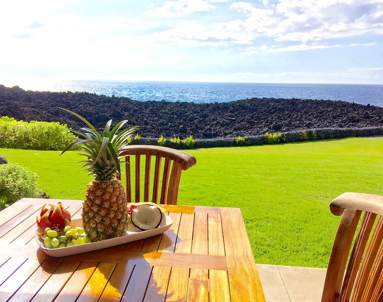 Picture yourself having breakfast here every morning