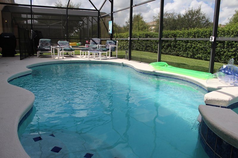 Your Home for THE MAGIC Vacation (Fully compliant with WHO guidelines), holiday rental in Orlando