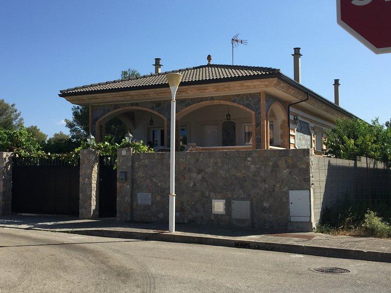Chalet son serra de Marina, holiday rental in Son Serra de Marina