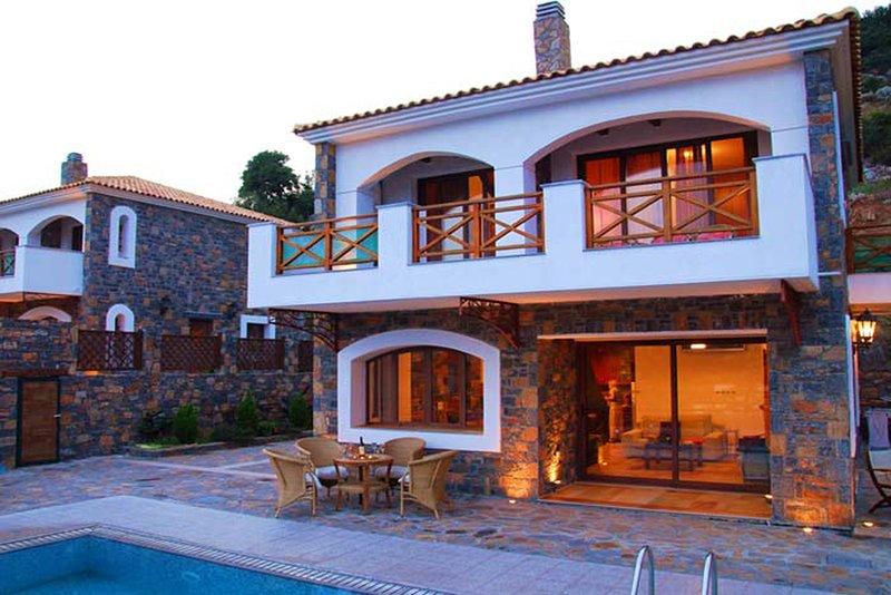 Villa Nicoleta, holiday rental in Prina