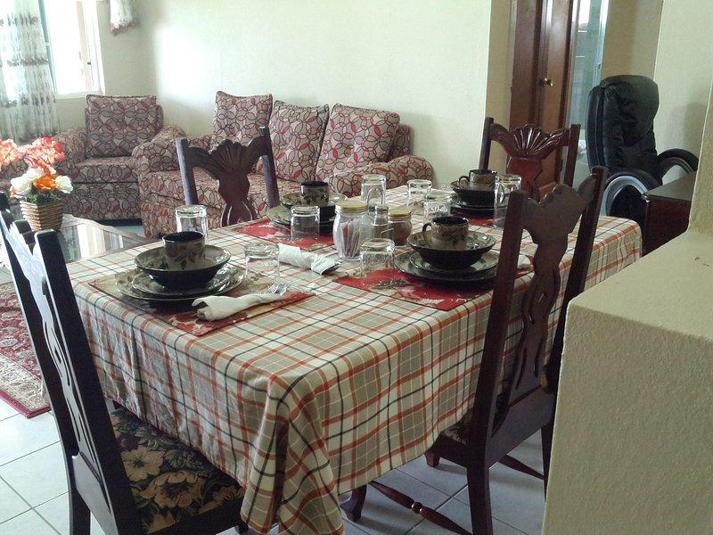 Middags och livsrum