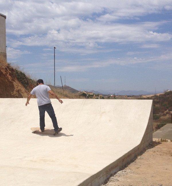 En el 3er nivel, hemos añadido recientemente una rampa de skate board. Si te gusta patinar, traiga su tablero.