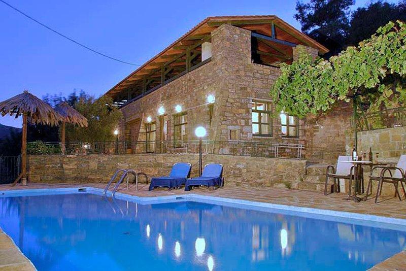 Villa Maria Emanuela, holiday rental in Prina