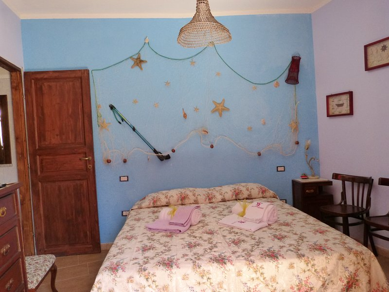 Camera del Pescatore con tutti i confort, vakantiewoning in Marina di Arbus
