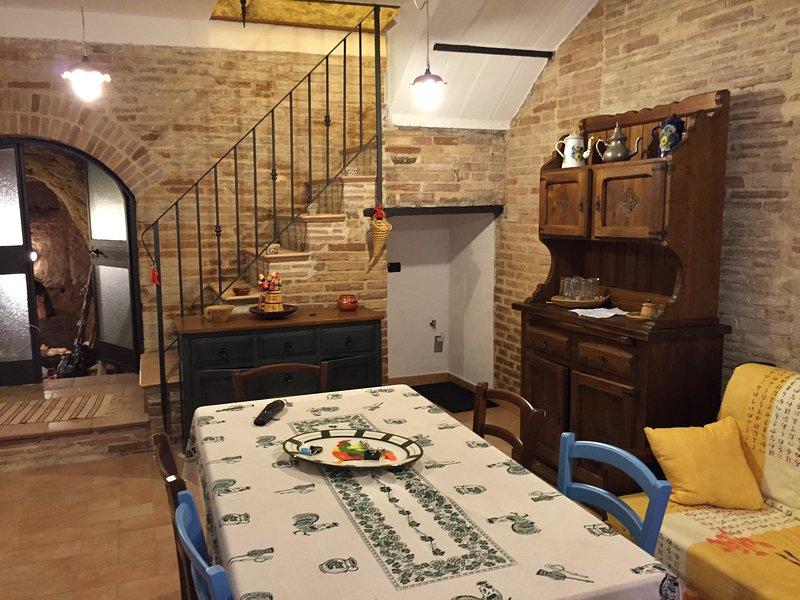 apartament relais cuore sabino, holiday rental in Ponzano Romano