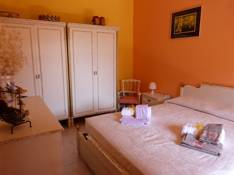 Il Pozzo dei Dsideri (CAMERA ORO),con confort, vakantiewoning in Arbus