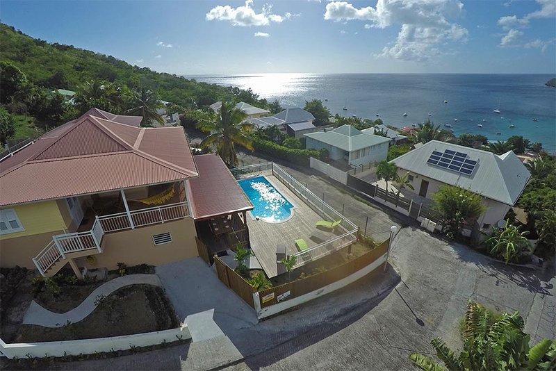 VILLA CARAIBES, location de vacances à Les Anses d'Arlet