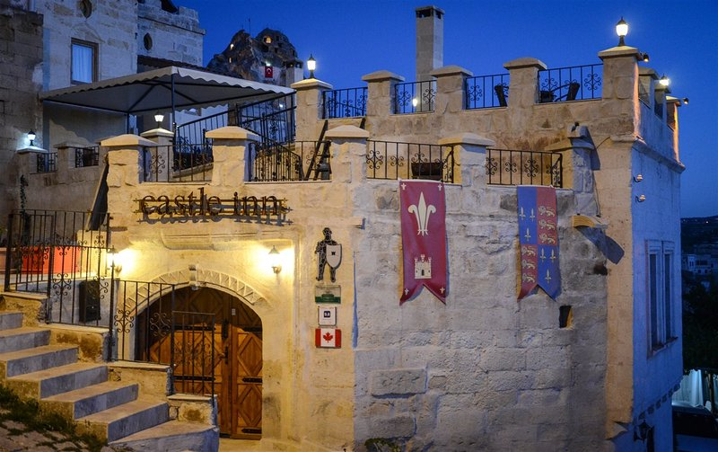 A Castle Accomodation, holiday rental in Uchisar