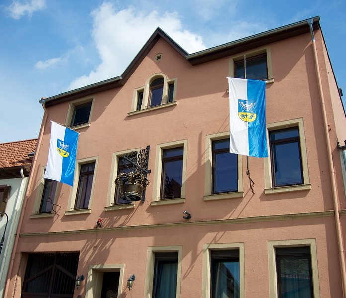 Ferienwohnung Krone Dolgesheim, 130m2 – semesterbostad i Gernsheim