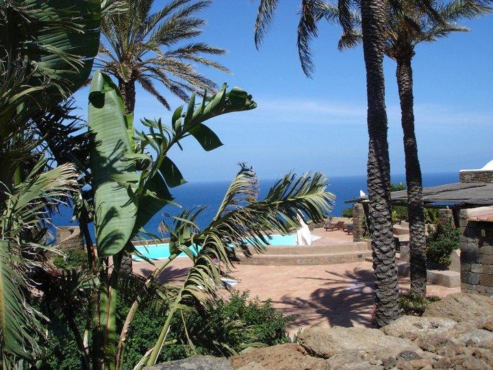 um paraíso exótico todos à beira-mar a 180 graus
