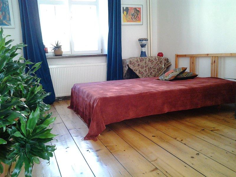 Gardenview private studio, holiday rental in Jiloviste