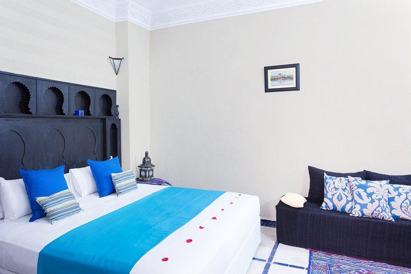 Arabian Riad Marrakech double confort, vacation rental in Marrakech