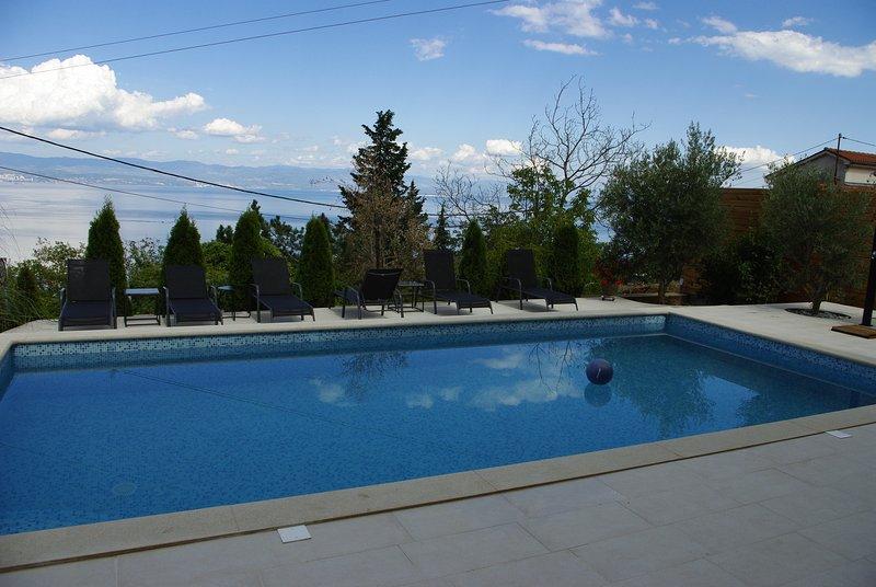 Apartments Selce, holiday rental in Moscenicka Draga