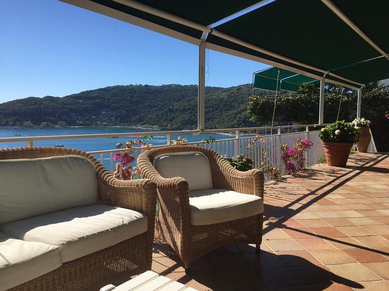 Villa Smeralda - Fantastisch uitzicht over het kanaal