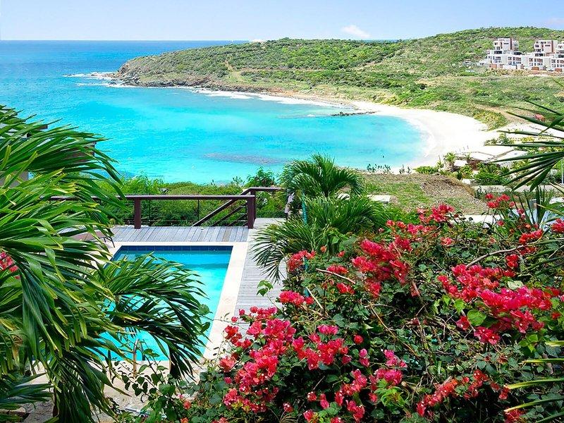 Indigo Sky Villa... 3BR vacation rental, St Maarten