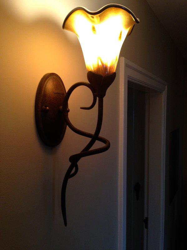 Iluminación del arte Deco