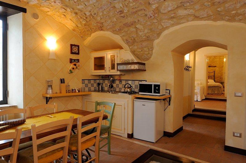 Casa de Maddalena – semesterbostad i Vallo di Nera