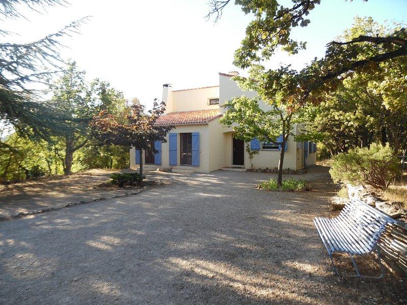 Villa pour 7 personnes, holiday rental in Plan-d'Aups-Sainte-Baume