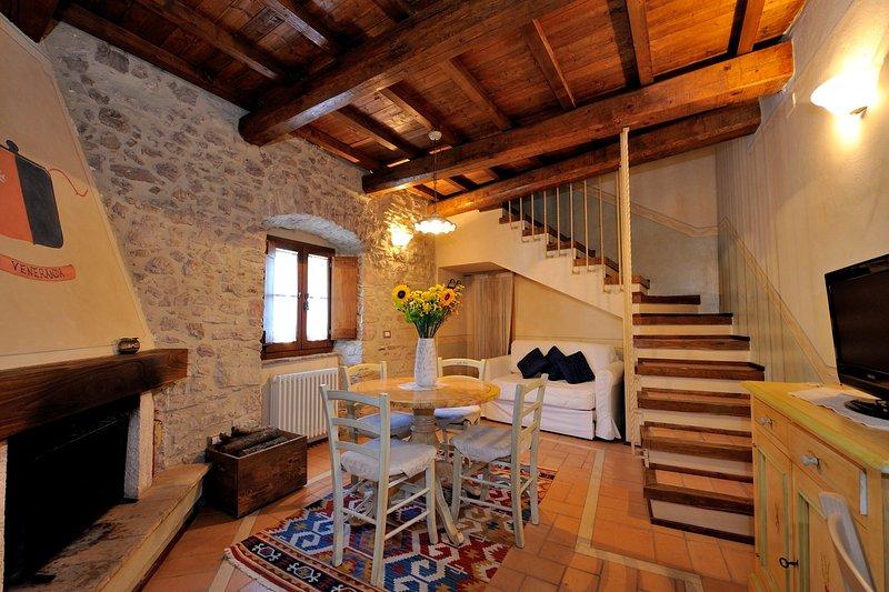 Casa de Veneranda – semesterbostad i Vallo di Nera