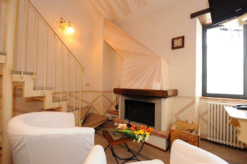Casa de Edemondo, Ferienwohnung in Cascia