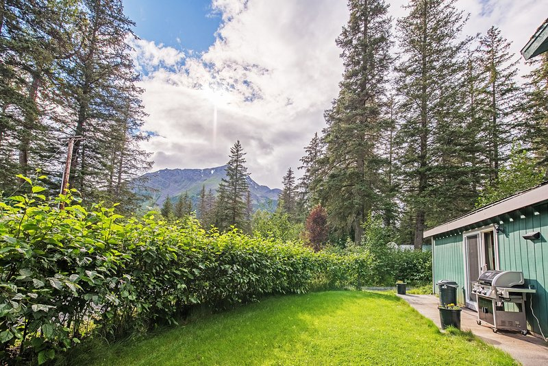 Beautiful mountain views await right outside your door!