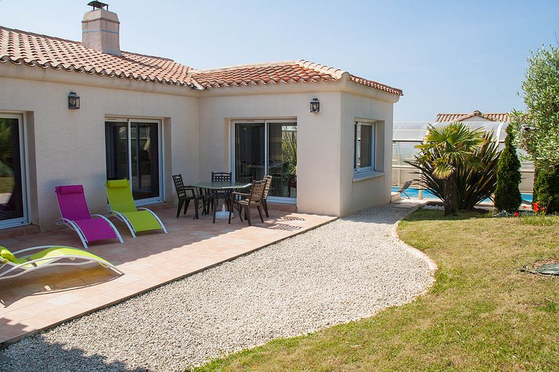 Villa Pepiere, vacation rental in Longeville-sur-mer