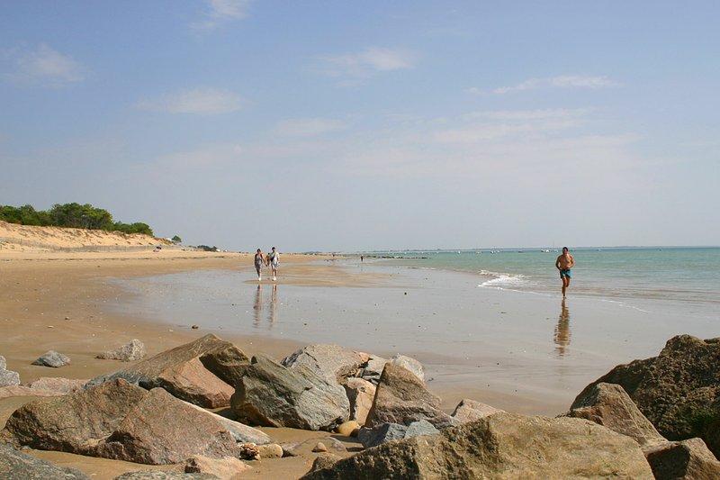 Beach at La Tranche sur Mer
