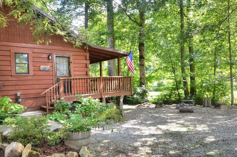 Bear Creek Den, holiday rental in Andrews